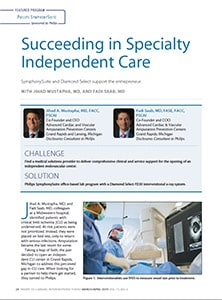 Succeeding in specialty independent care