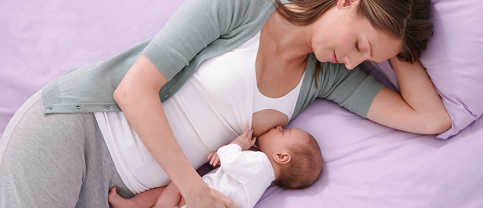 Philips AVENT - Breastfeeding in the first 24-48 hours