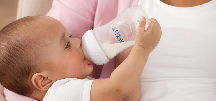 Philips AVENT - Feeding your baby