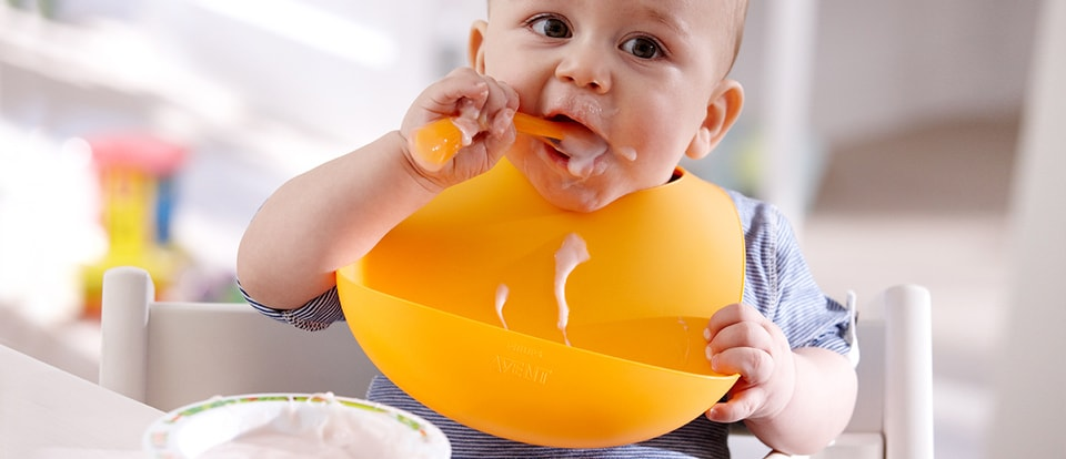 Philips AVENT - Baby and toddler recipes