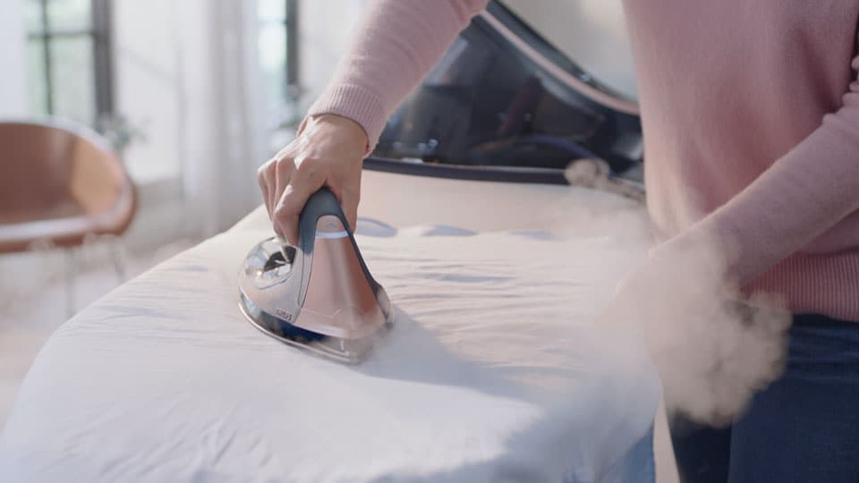 Philips steam generator iron video thumbnail, product video