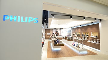Philips Brand Store at Gardens Mall
