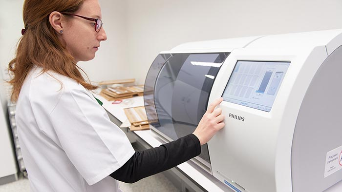 Pioneering digital pathology with a 21% productivity gain