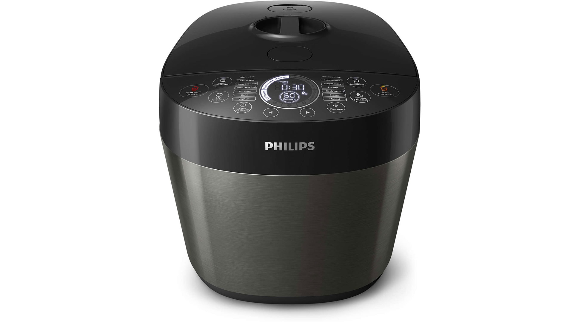 Download image (.jpg) Philips premium all in one multicooker (opens in a new window)